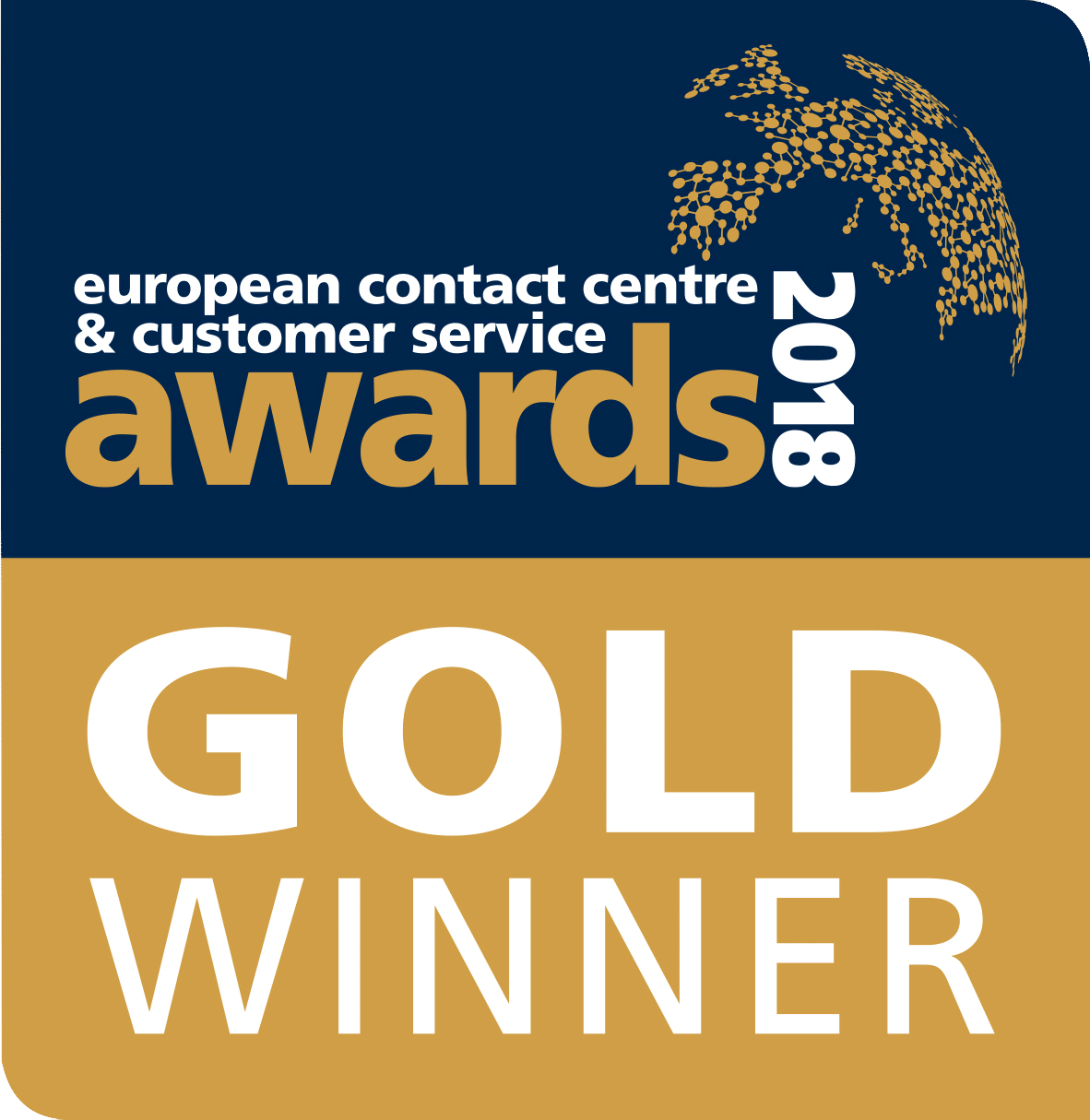ecccsa-gold-winner-logo-icon-contact-call-centre