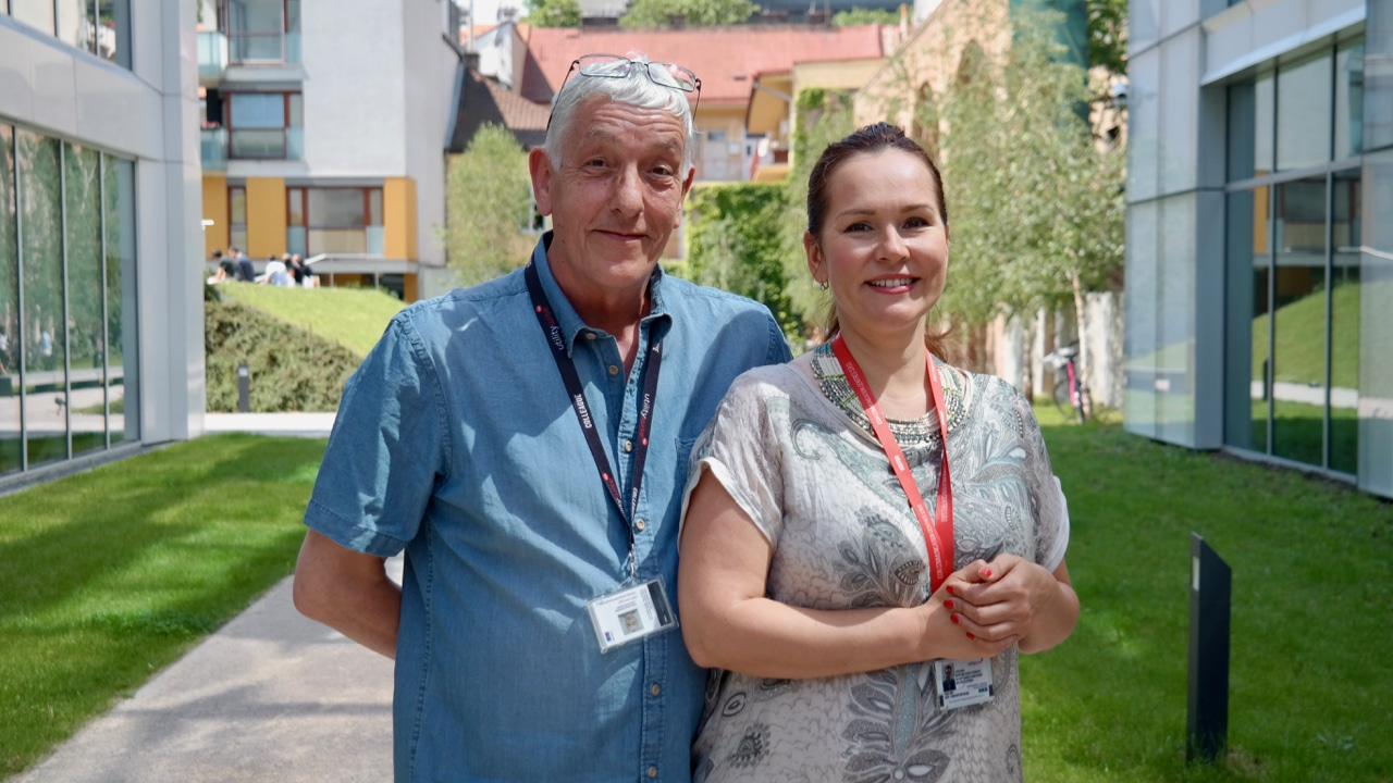 Brian Grogan & Zdenka Mokra – MHFA – ICON