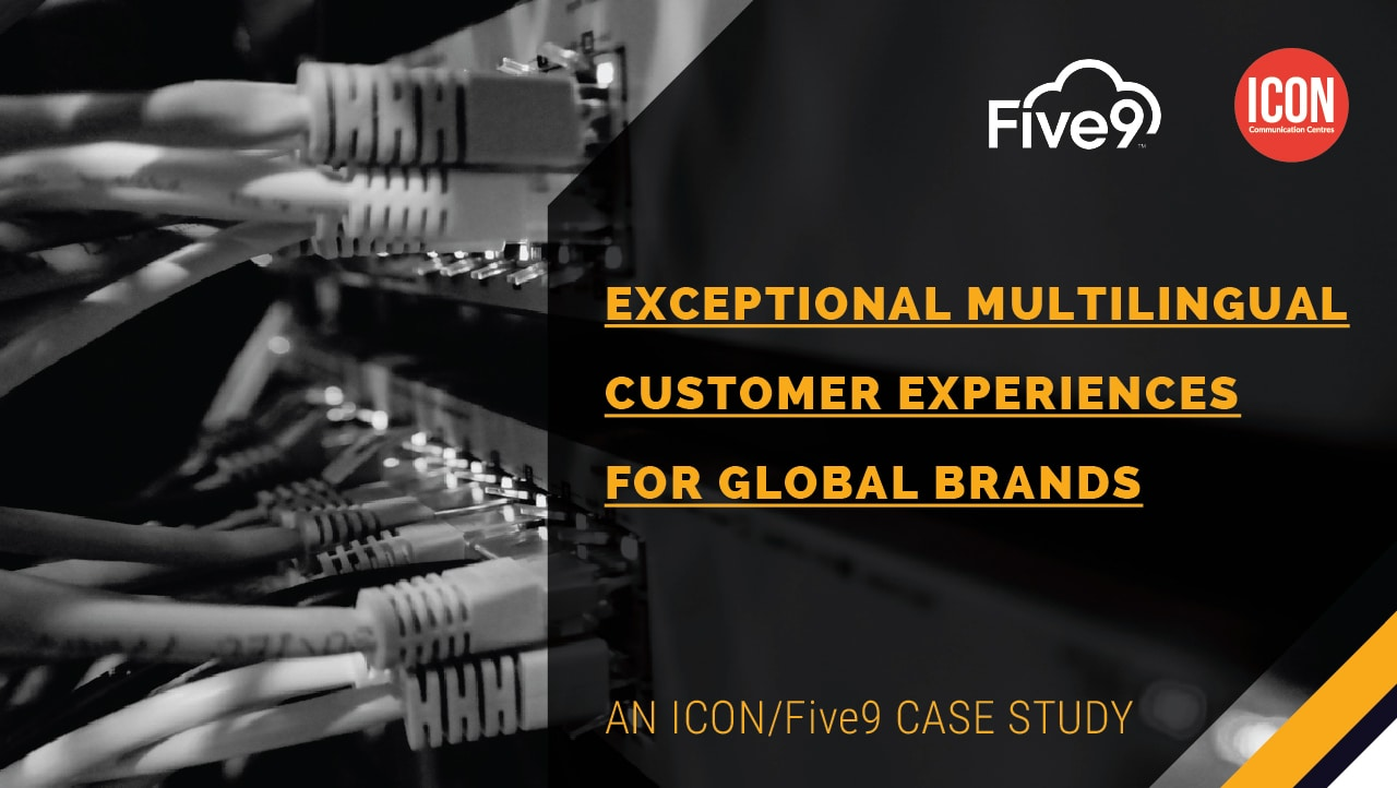 Exceptional Multilingual Customer Experiences for Global Brands